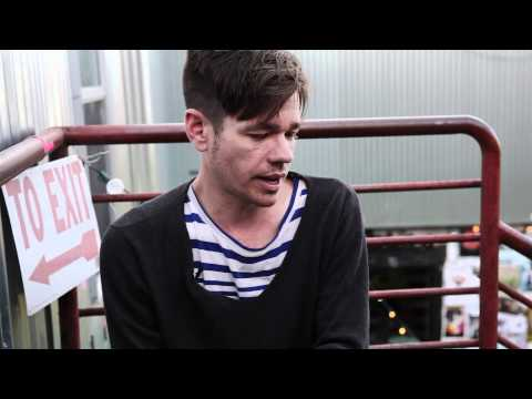 Interview with Nate Ruess of fun. on We Are Young