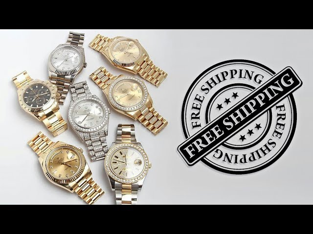 Big Watch Buyers -  Buy, Sell and Trade your Luxury Watches! We offer you Free Shipping!