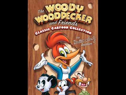 Woody Woodpecker Laugh