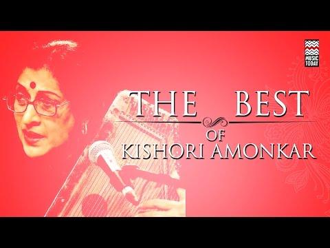 The Best Of Kishori Amonkar   Audio Jukebox   Vocal   Classical
