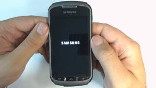 samsung Galaxy Xcover 2 S7710 - How to put phone in download mode