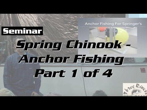 Pt. 1 Spring Chinook 2012 - Anchor Fishing