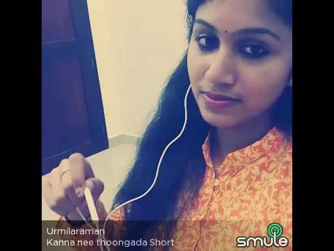 Kanna nee Thoongada |Bahubali 2 | short cover ||