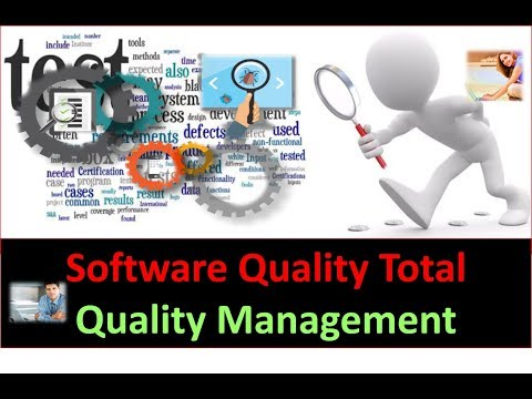 Software Quality Total Quality Management