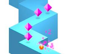 Zigzag - AMAZING HIGH SCORE!   iOS HD Gameplay 2015