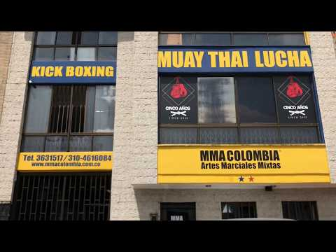 MMA Colombia Medellìn | A Look Inside Colombia's Best MMA Gym