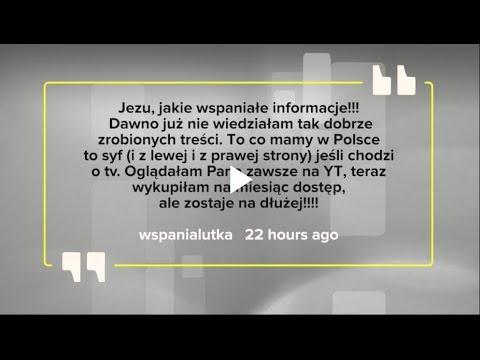NEWSBRIEF MaxTV - debiutuje w MaxTVGO - Max Kolonko
