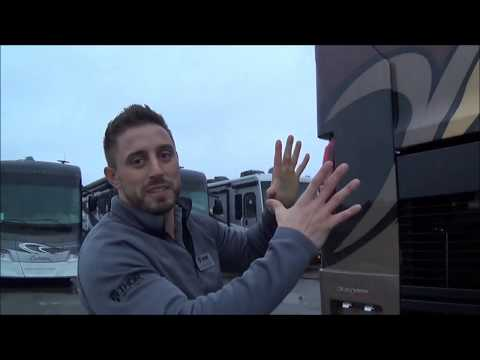 2018 Palazzo 36.1 Sales Training video with Dave Daniels of Thor Motor Coach!