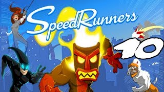 The FGN Crew Plays: SpeedRunners #10 - Oh She Ded (PC)