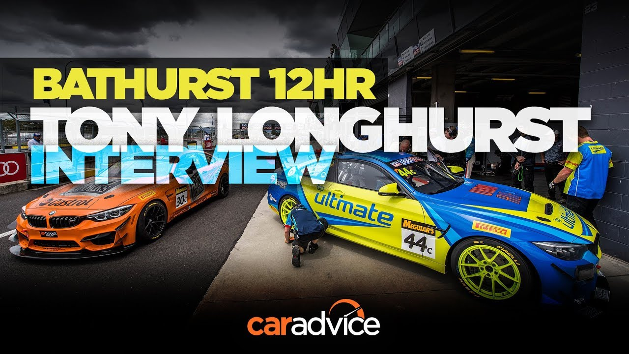 INTERVIEW: Tony Longhurst and the BMW M4 GT4 - Dauer: 4 Minuten, 6 Sekunden
