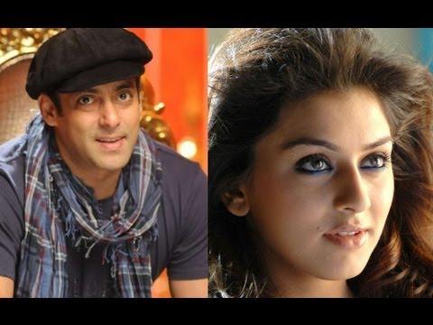 Hansika avoids Salman Khan's function | Vaalu, Vettai Mannan | Songs | Hot | Tamil Cinema News