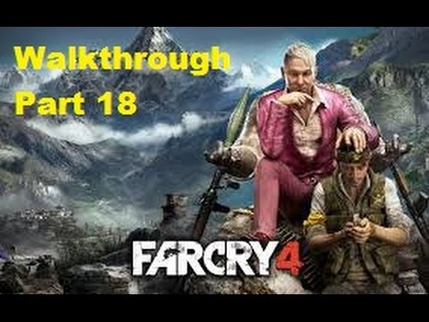 far cry 4 how to escape pauls
