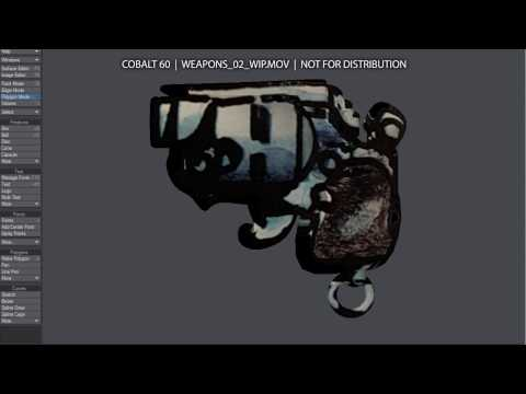 Cobalt 60: Radio and Loper Weapons WIP
