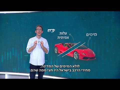 למה כל כך יקר לקנות רכב בישראל?
