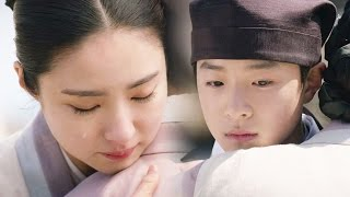 Shin Sae Kyun holding Ido and crying 《Six Flying Dragons》 육룡이 나르샤 EP50