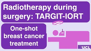 TARGIT-IORT during surgery as good as standard radiotherapy for early breast cancer