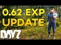 0.62 EXP - NEW Trees, Ghillie, Dynamic Wind, Ambient Sounds & MORE! - DayZ Standalone