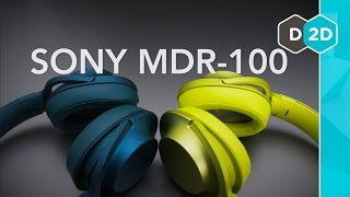 Sony MDR-100 Review – Better than the Audio Technica M50X?