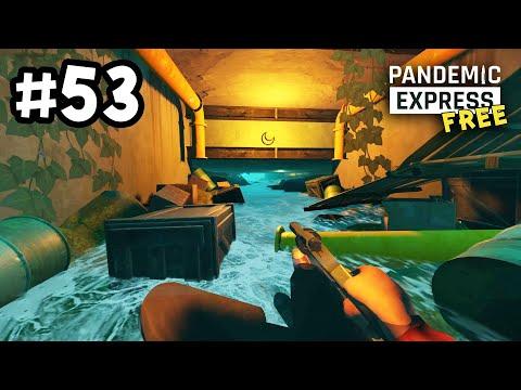 Pandemic Express - Zombie Escape[Thai] แอร์ดรอปใต้น้ำตามแย่งไม่ทัน PART 53