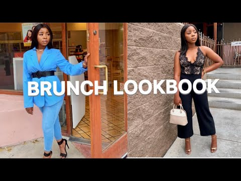 [VIDEO] - LOOKBOOK | SPRING OUTFIT IDEAS | 3-IN-1 | 2