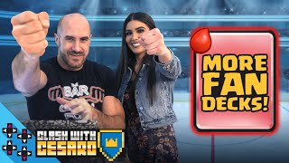 GET TO THE TOWER!!! (feat. CATHY KELLEY!) - Clash With Cesaro
