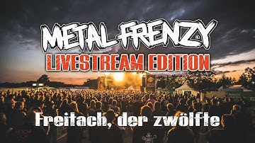 Metal Frenzy 2020 Livestream Freitag