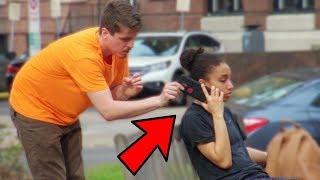 Taking Girls Phones Prank