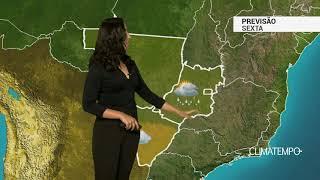 Previsão Centro-Oeste – Chuva diminui em MS