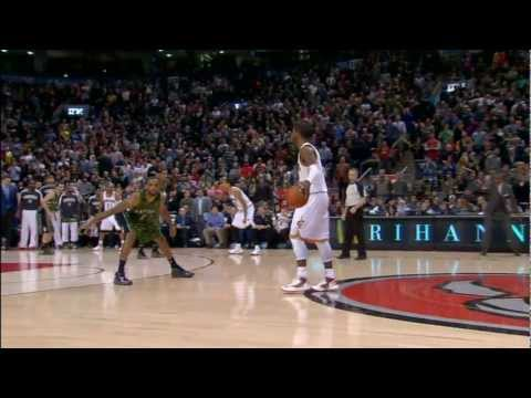 Kyrie Irving's Game-Winner from downtown!