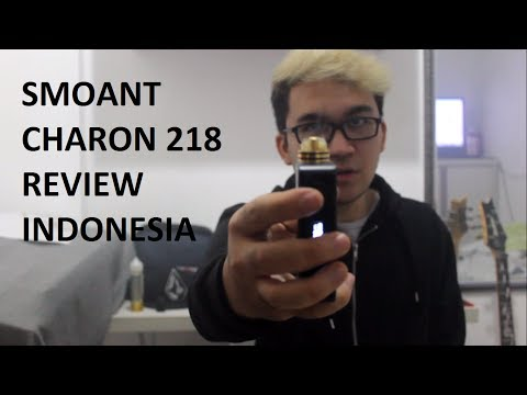 SMOANT Charon 218 TC Review Indonesia