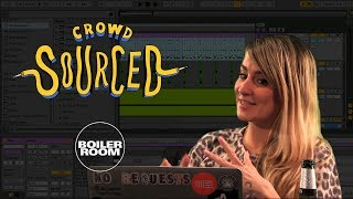 Nightwave makes beats from sounds you sent in Boiler Room &#39Crowdsourced&#39