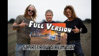 Скачать CATS In SPACE The Band SCARECROW ALBUM ART With Andy Kitson FULL VERSION