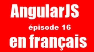 AngularJS épisode 16 : ui-router : le système de routage pour vos SPAs (Single Page Applications)