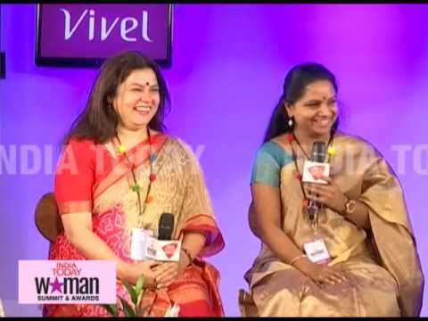 India Today Woman Summit : Battling Bias | Why Women Won't S