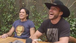 UFC 213: Amanda Nunes, Donald Cerrone Media Lunch - MMA Fighting