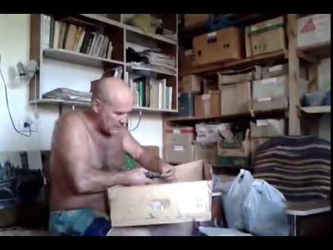 Трофическая язва.  Лечение от Виктора Иваныча.