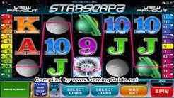 All Slots Casino Starscape Video Slots