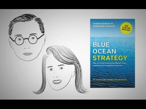 Make the competition irrelevant: BLUE OCEAN STRATEGY by W.C.