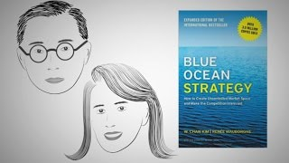 Make the competition irrelevant: BLUE OCEAN STRATEGY by W.C. Kim and R. Mauborgne
