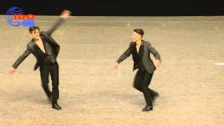 IDO WORLD CHAMPIONSHIP TAP DANCE 2013 DUO ALDULT, FEELING GOOD EMANUELE E LEONARDO D