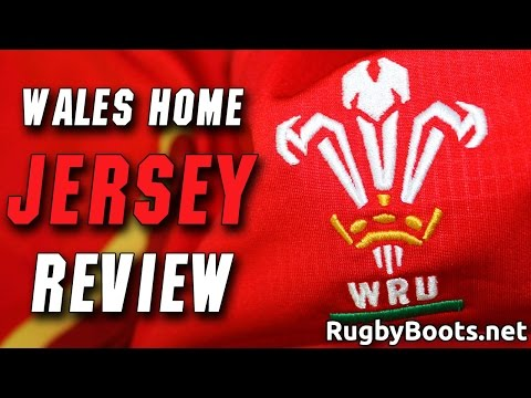 2015 Welsh Rugby Shirt Review - Rugby World Cup Under Armour