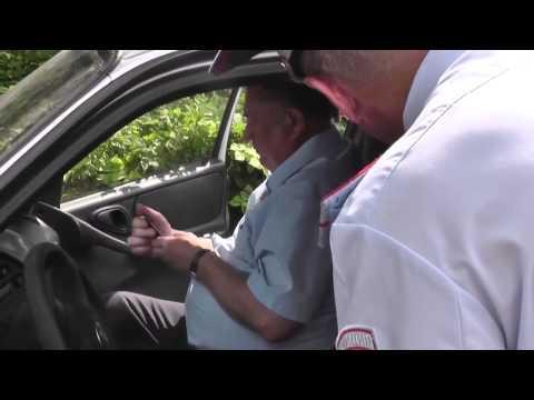 Глава Шацкого района Виктор Молотков пьяный за рулем