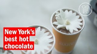 The Best Hot Chocolate in NYC