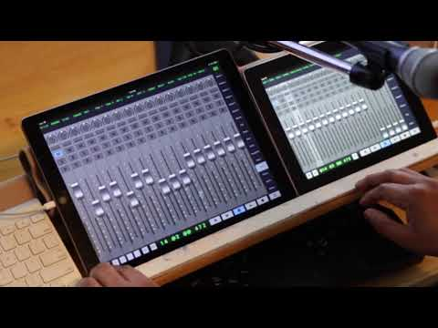 Donald Waugh give an overview of the Neyrinck V-Console (V-Control pro)