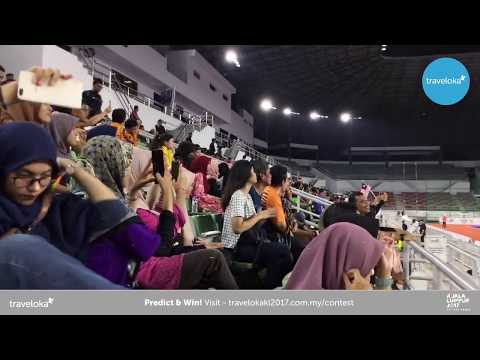 LIVE from National Hockey Stadium - Hockey - Malaysia vs Indonesia