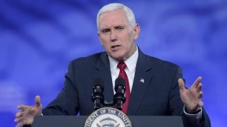 Notre Dame students protest VP Pence giving commencement speech