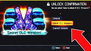 "HOW TO GET ""FREE DLC WEAPONS"" IN BLACK OPS 3! (EASY) BLACK OPS 3 CRAZY SUPPLY DROP OPENING! (BO3)"