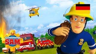 Feuerwehrmann Sam Deutsch Neue Folgen | Bergrettung - Beinverletzung | Zusammenstellung 🚒Kinderfilme