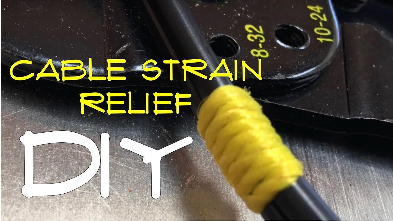 Popular Cable Strain Relief Design Guide Freshomedaily