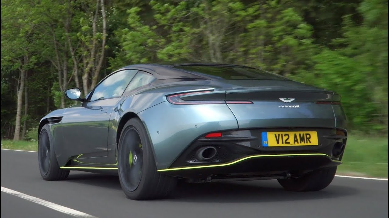 2019 Astonmartin Db11 Amr Signature Edition Test Drive Interior